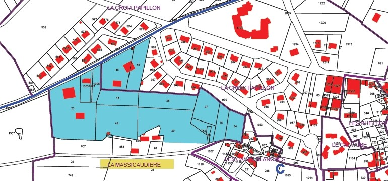 You are currently viewing Plan Local d'Urbanisme de Saint-Christophe